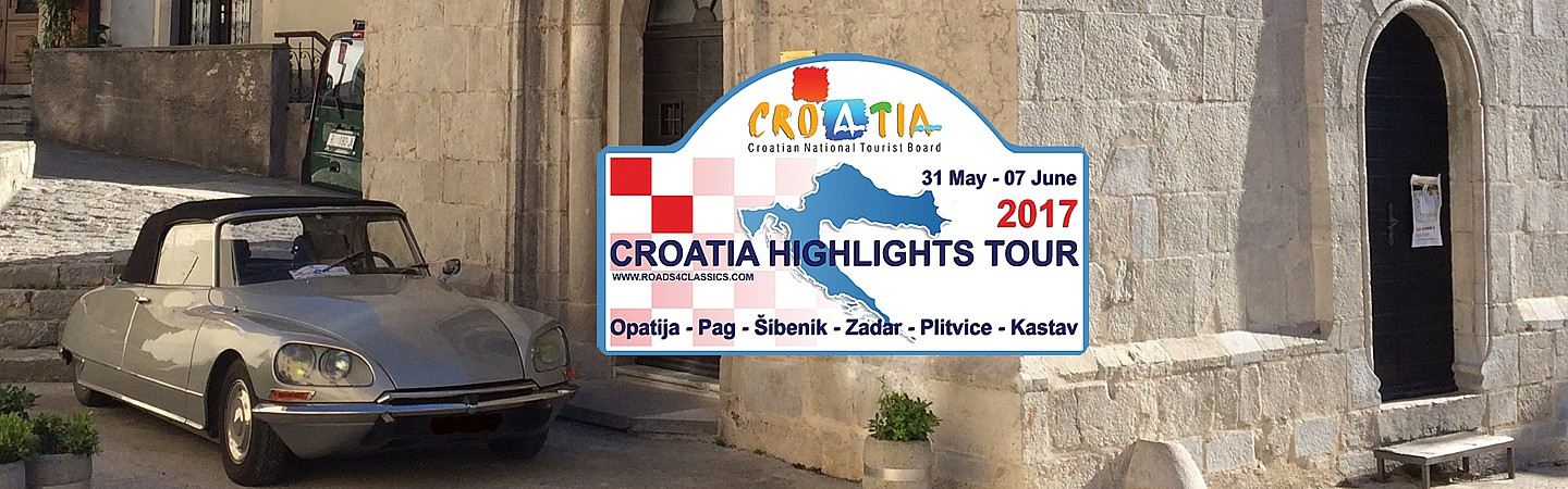 De Croatia Highlights Tour 2017!